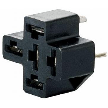 Hella HL87117 Relay Socket Mini 5 Term PCB.