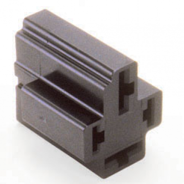 Hella HL87129 Heavy Duty Relay Base For Harness, 4-Pole, with Terminals