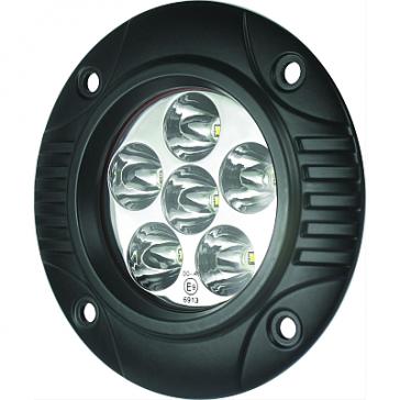 HELLA ValueFit 90mm LED Flush Mount Spot Light - HL20101