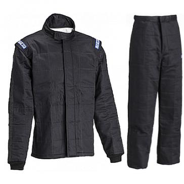 "SP001058J Sparco ""JADE 2"" Two-Piece Triple Layer Driver Suit SFI 3.2A/5"