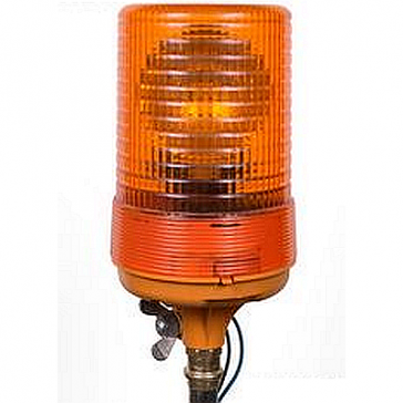 Hella KL600 Rotary Amber Beacon
