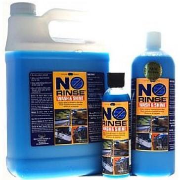 Optimum No Rinse™ Wash & Shine