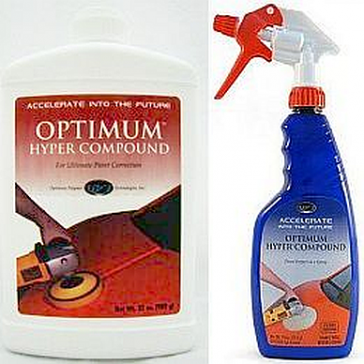 Optimum Hyper™ Spray Polishing Compound