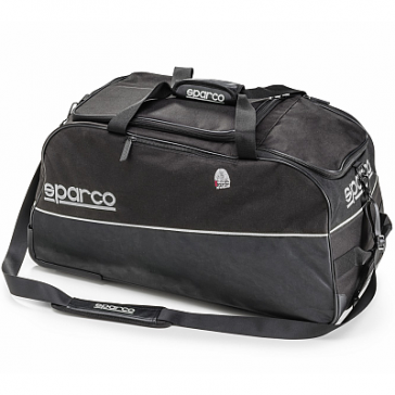 SP016430NR SPARCO PLANET all-purpose, rolling duffle bag