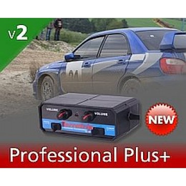 TT046 TerraPhone Professional PLUS V2 Intercom Amplifier