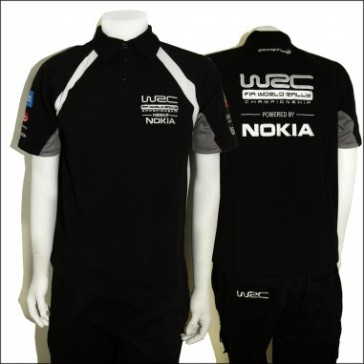 WCRE11081 Official WRC MENS POLO T-Shirt, Style 1