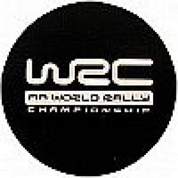 WCRE11267 Official WRC Button