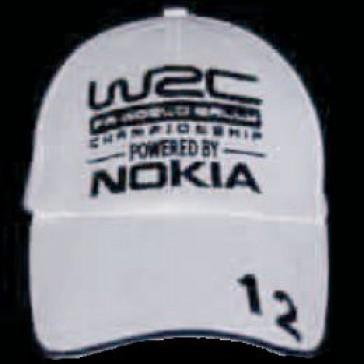 WCRE11345/6/7 Official WRC Cap