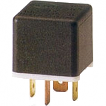 Hella HL87402 Mini Relay, 12V, 40A, SPST