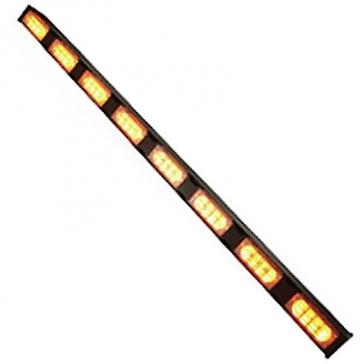 Traffic Stick 8 LED - Amber