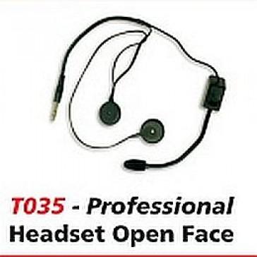 TT0345 TerraPhone Professional Intercom Headset