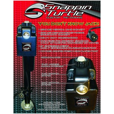V4655 3500lb Snappin Turtle Power Tongue Jack