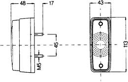 utility trailer wiring diagram for lights with Hella 7027 Series Amber Turn Signal on 150307706293044839 further Hella 7027 Series Amber Turn Signal in addition Wells Fargo Cargo Trailer Wiring Diagram besides Wiring Harness Kit For Utility Trailer also Tractor trailer.
