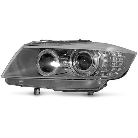 hella headlamp bi xenon bmw 3 series e90 91 w auto. Black Bedroom Furniture Sets. Home Design Ideas