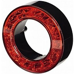 Hella 9362 Series LED Ring Tail Brake Light Module Rally