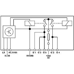 Automotive Electrical Diagram Symbols further Detroit 60 Series Oil Temp Sensor Location besides Bintang further 1994 Bmw E31 840ci 850ci 850csi Electrical Wiring Diagram Schematics Harness And Circuit as well Hella H43710 Heavy Duty Spst 12v 60a Relay With Diode Bracket. on bmw switches