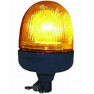 Hella KL Rota Compact Rotating Beacon Amber Rally Lights