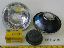 H5006 Hella 5 3 4 Quot Round E Code Hi Lo Conversion Headlamp