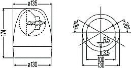 Mcb Internal Wiring Diagram likewise Wire Gauze Drawing moreover Hella Kl Rotaflex Rotafix Rotating Beacon moreover Motor F 24in Dbl Step 110 2 further Harbor Freight Trailer Wiring. on magnetic trailer lights wiring diagram