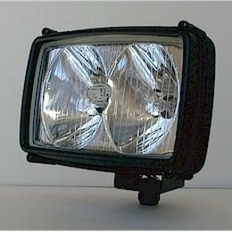 Hella AS115 FF Halogen Double Beam Work Lamp Rally Lights