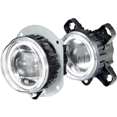 BMW Driving School >> Hella 90mm L4060 LED High Beam / Driving Lamp Module with ...