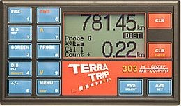Terratrip 303 GeoTrip Rally Computer with GPS V4 Rally