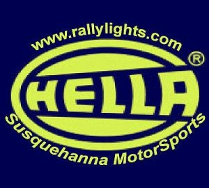 Susquehanna Motorsports Swedish Rally T Shirt Rally Lights