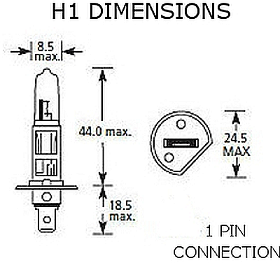 Hella Hl78117 H1 12v 55w Xenon Replacement Bulb Premium Plus 30 on bmw wire wheels