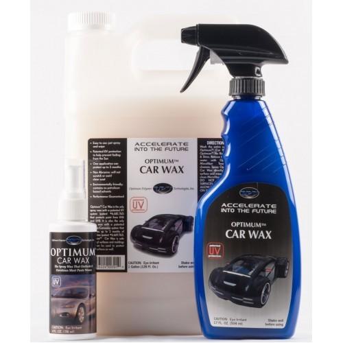 Optimum Car Wax Spray Review