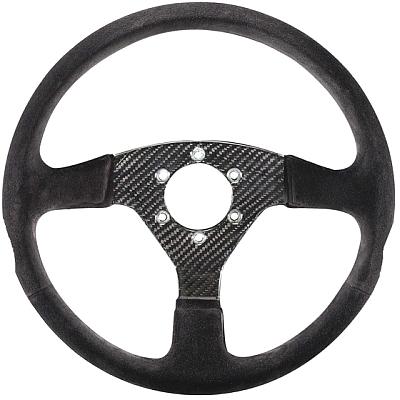 Sp015rc385sn Steering Wheel Carbon 330mm Diameter 36