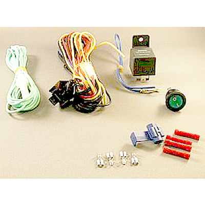 hl20920 hella wiring harness for hella 500 500ff 700ff rally lights rh rallylights com hella wiring harness diagram hella horn wiring harness