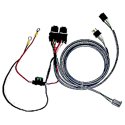 h4 wiring harness diagram enthusiast wiring diagrams u2022 rh rasalibre co Truck Wiring Harness h4 wiring harness upgrade