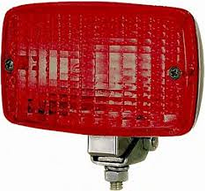 Hella 2985 Series Rear Fog Lamp