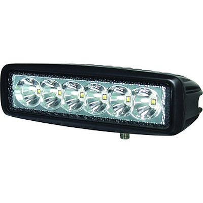 Hella valuefit mini light bar 6 led 6 rally lights hella valuefit mini light bar 6 led 6 aloadofball Image collections