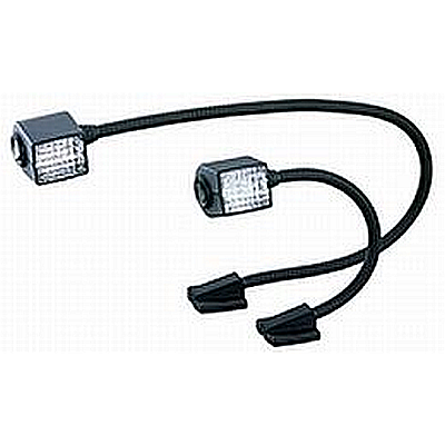 Hella 4532 Series Map Lamp 7 19 Flexible Shaft Permanent Mount