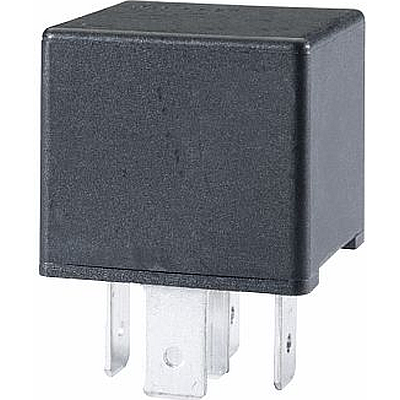 Hella Hl87483 Mini Relay 12v 40a Spst Dual 87 Pin