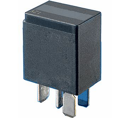 Hella HL36402 Micro Relay 12V 30A Latching Bistable