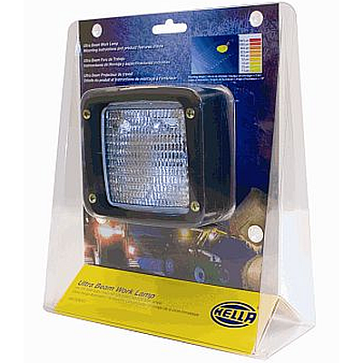 Hella Ultra Beam Halogen Work Lamps Rally Lights