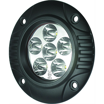 HELLA ValueFit 90mm LED Spot Light HL20101