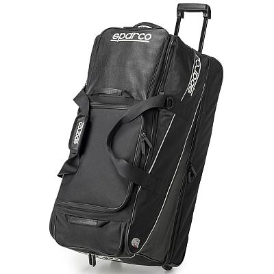 Sp016429nr Sparco Universe Large Rolling Duffle Bag
