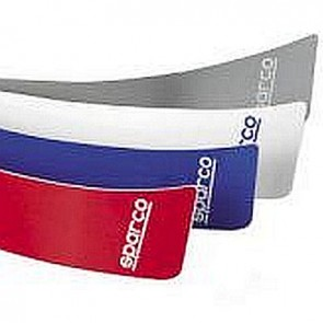 SP00320A Sparco Helmet Visor Decal, Set OF 10; Includes All Colors