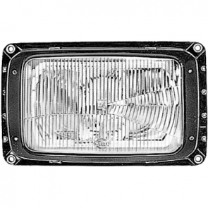 3434 Series 270 x 170mm HB1 Single High/Low Beam Headlamp