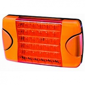 Hella 9037 DuraLED MULTIFLASH Warning Lamp