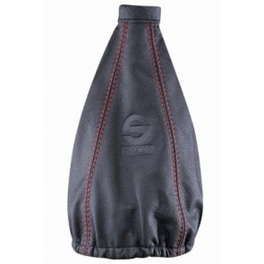 SP03755PLNRRS - Leather, Red Stitching