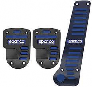 SPARCO SP03786 STRIPE Pedal Set, DISCONTINUED
