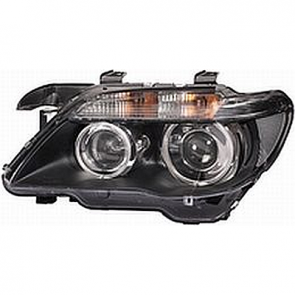 Hella Headlamp BI-XENON Clear Turn, Dynamic Corner BMW 7-Series 02-08 HL04453/4