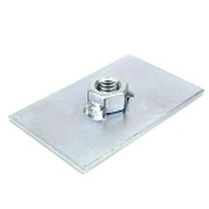 SP04502 Harness Mounting Reinforcement Plate.