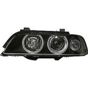 Hella DESIGN Headlamp BMW 5-series, E39, Xenon/FF-H7 Headlamp.