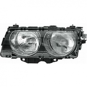 Hella Headlamp BMW 7-Series E38 99-01, 740i, 740iL and 750iL