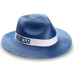 SP099027AZ Sparco Bahama Blue Summer Hat